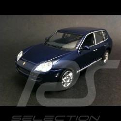 Porsche Cayenne S phase 1 blue 1/43 Minichamps WAPC2000413