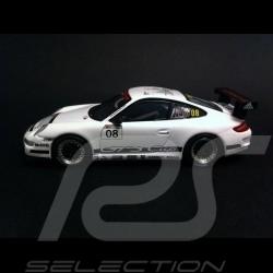 Porsche 997 GT3 Cup 2008 Planète n°8  Minichamps 1/43