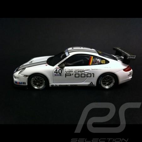 Porsche 997 GT3 Cup VIP PD N° 40 1/43 Minichamps WAP02002718