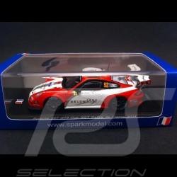 Porsche 997 GT3 Cup RGT Rallye Frankreich 2014 N° 92 1/43 Spark SF087