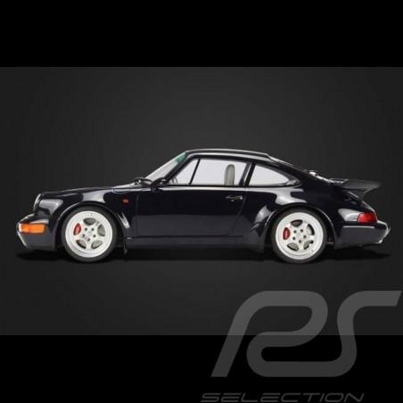 Porsche 964 Turbo 3.6 1993 blau 1/12 GT Spirit GT009ZM