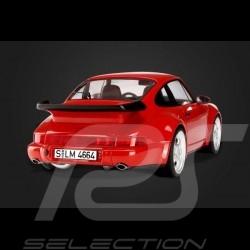 Porsche 964 Turbo 3.6 1993 rot 1/12 GT Spirit GT009CS