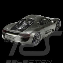 Porsche 918 Spyder grau 1/12 GT Spirit GT036
