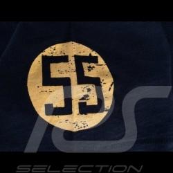 T-shirt Fletcher Aviation Spyder 550 n° 55 noir  homme  men herren