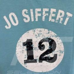 Tee-shirt homme Jo Siffert Targa Gulf Blue n° 12  men herren