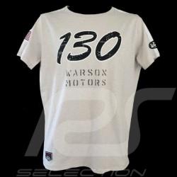 "T-shirt ""Little Bastard"" n° 130 gris foncé homme men herren"