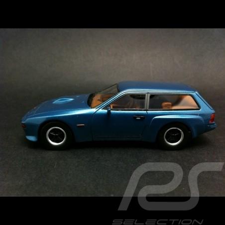 Porsche 928S break 1979 black 1/43 PremiumX PR0381