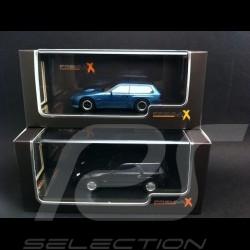 Porsche 924 Turbo kombi 1981 blau 1/43 PremiumX PR0378