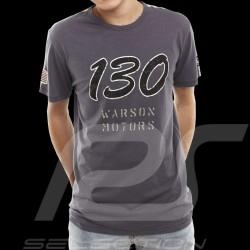 "Herren T-shirt ""Little Bastard"" n° 130 dunkelgrau"