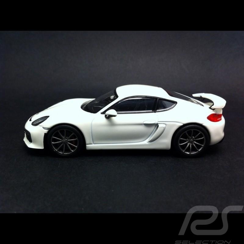 Porsche Cayman GT4 weiß 1/43 Schuco 450759200