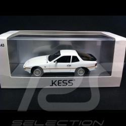 Porsche 924 Le Mans 1980 blanc 1/43 Kess KE43024002
