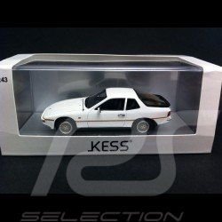 Porsche 924 Le Mans 1980 white 1/43 Kess KE43024002
