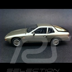 Porsche 924 Jubilee 50 years Weissach 1980 grey 1/43 Kess KE43024000