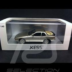 Porsche 924 Jubilé 50 ans Weissach 1980 gris 1/43 Kess KE43024000