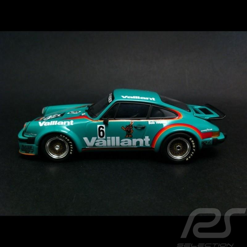 Porsche 934 Norisring 1976 n°6 1/43 Minichamps 400766406