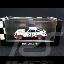 Porsche 911 Carrera RSR 2.8 Le Mans 1973 Kremer n°45 1/43 Minichamps 430736945