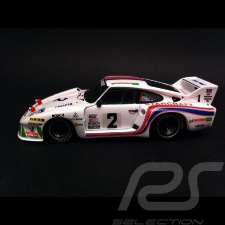 Porsche 935 Vainqueur Winner Sieger Daytona 1980 n° 2 1/43 Spark MAP02028014