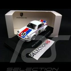 Porsche 911 Carrera RSR Vainqueur Winner Sieger Daytona 1973 n° 59 1/43 Spark MAP02027314
