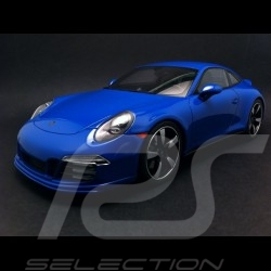 Porsche 911 type 991 Carrera GTS Club Coupe America 2015 bleu 1/18 GT Spirit WAX02100006