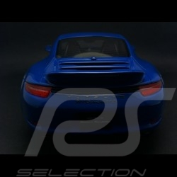 Porsche 911 type 991 Carrera GTS Club Coupe America 2015 blau 1/18 GT Spirit WAX02100006