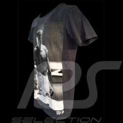 """Steve McQueen T-shirt """" Coffee """" homme  men herren"""