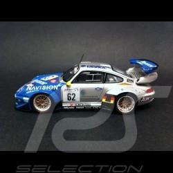 Porsche 993 GT2 Le Mans 1999 Navision n° 62 1/43 Spark S4181