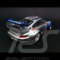 Porsche 911 typ 993 GT2 Le Mans 1999 Navision n° 62 1/43 Spark S4181