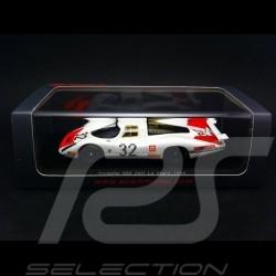 Porsche 908 / 8 Le Mans 1968 n° 32 1/43 Spark S3482