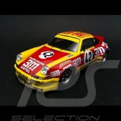 Porsche 911 Carrera 2.8 RSR Le Mans 1973 n° 42 1/43 Spark S3397