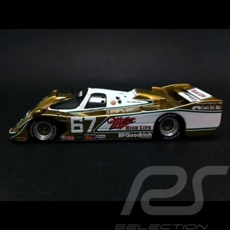 Porsche 962 Daytona 1989 n° 67 1/43 Spark 43DA89