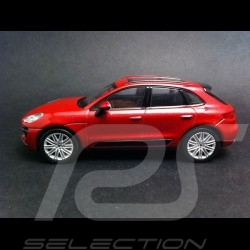 Porsche Macan Turbo 2015 gold 1/43 Welly MAP01995215
