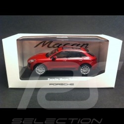 Porsche Macan Turbo 2015 rouge 1/43 Welly MAP01995315