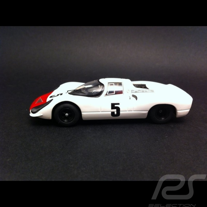 Porsche 908 Spa 1968 n° 5 1/43 Schuco 450372500