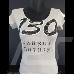"Woman's T-shirt ""Little Bastard"" n° 130 grey"