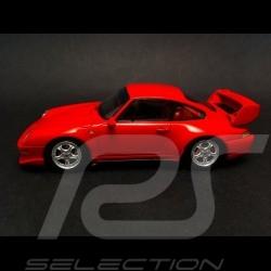 Porsche 911 993 RS Clubsport 1995 rouge 1/43 Spark S4474