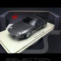 Porsche 928 S 1980 gris 1/43 Spark S1374