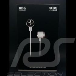 Ohrhörer Ferrari by Logic3 G150i weiß 1LFE012W