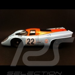 Porsche 917 K Le Mans 1970 Gulf n° 22 1/18 Norev 187580H