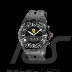 Ferrari World Time Montre Watch Uhr Chrono carbone 2700027167