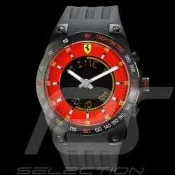 Uhr Ferrari Fan Scuderia Chrono rot 270012975