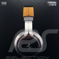 Ferrari by Logic3 T350 Casque Headphones Kopfhörer 1LFH009T