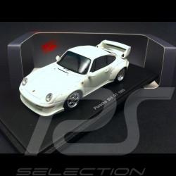 Porsche 993 GT 1995 white 1/43 Spark S4196