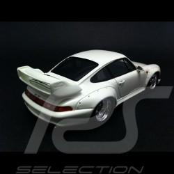 Porsche 993 GT 1995 blanc 1/43 Spark S4196