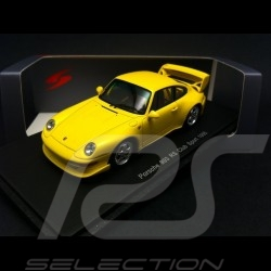 Porsche 911 type 993 RS Club Sport 1995 1/43 Spark S4194 jaune Vitesse Speed yellow Speedgelb