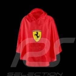 Ferrari Poncho Raincoat Regenjacke