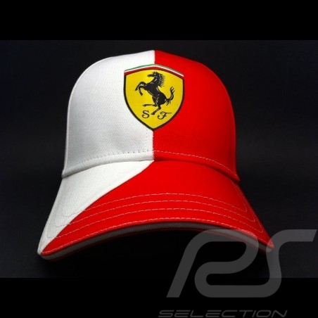 Cap Ferrari Alonso rot