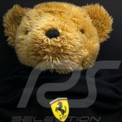 Schal Multifunktionstuch Ferrari Schwarz