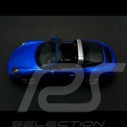 Porsche 911 type 991 Targa 4 2016 saphirblau 1/43 Herpa WAP0201390G