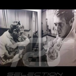 Steve McQueen par William Claxton Livre Book Buch