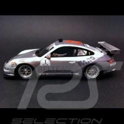 Porsche 997 GT3 Cup Winner Supercup 2007 n° 1 1/43 Spark MAP0218008